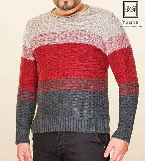 Wool Tricot Pullover