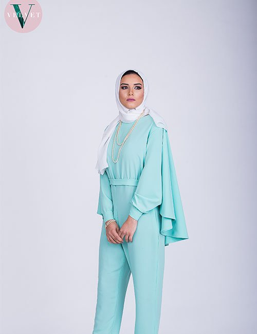 Pastel Jumpsuit (Custom)