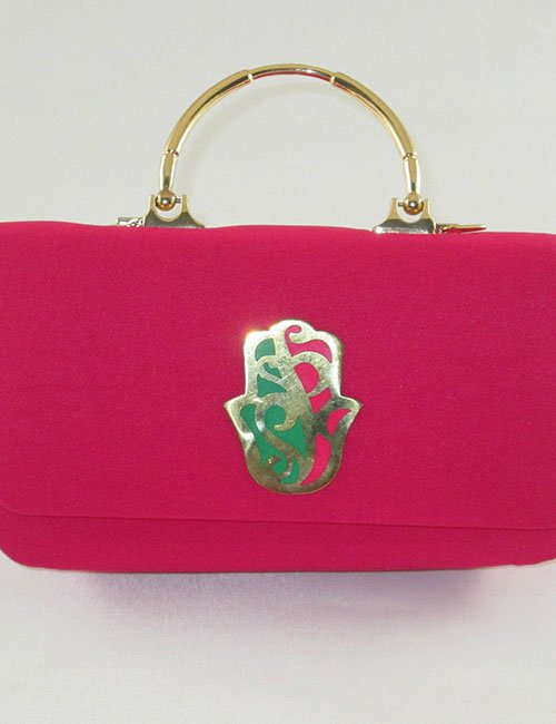 Pink classic bag