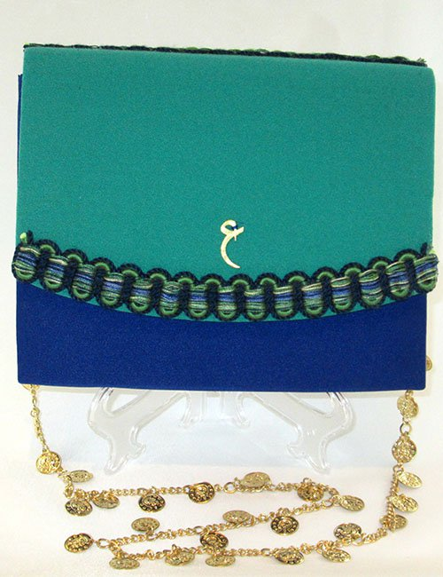 Blue-Green bag