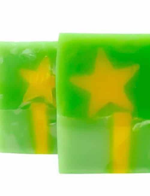Vanilla Star Soap