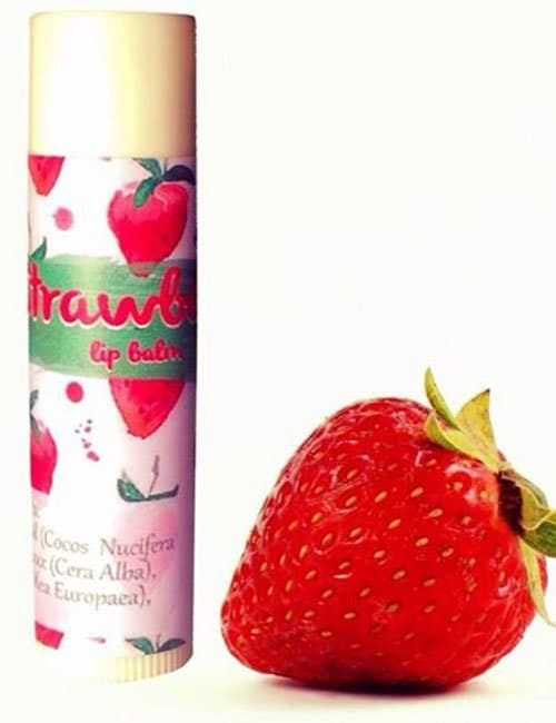 Strawberry Lipbalm