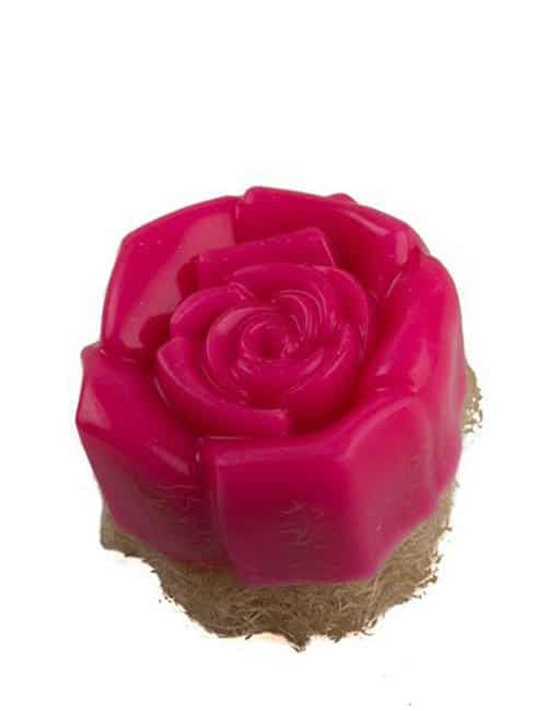 Rose Foot & Body loofah soap
