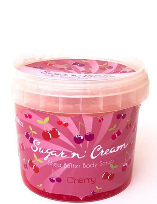 Cherry Sheabutter & Sugar Body Scrub