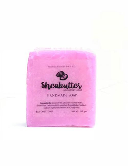 Sheabutter Soap