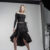 1965 Envelope Skirt, Black (Free size)