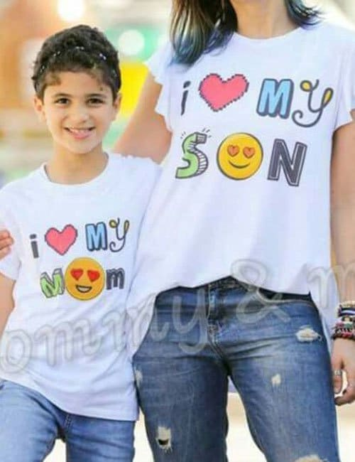 Mother Son T-shirt