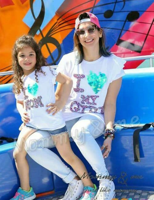 Mum Girl T-shirt