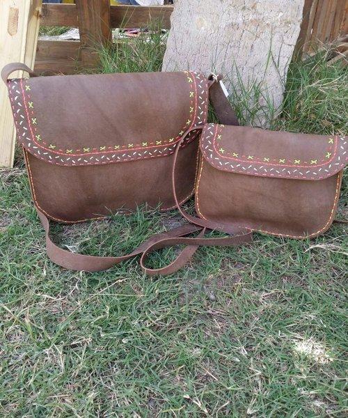 Brown Cross Bag