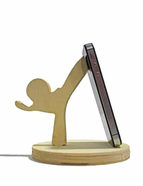 Two Piece Karate Kid Mobile Holder