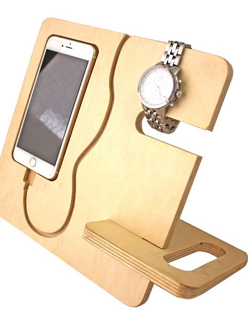 Two Piece Large Mobile Holder