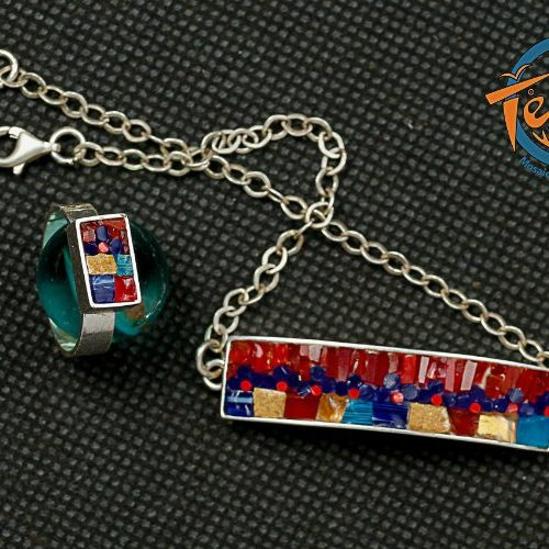 Rectangular Colorful Set