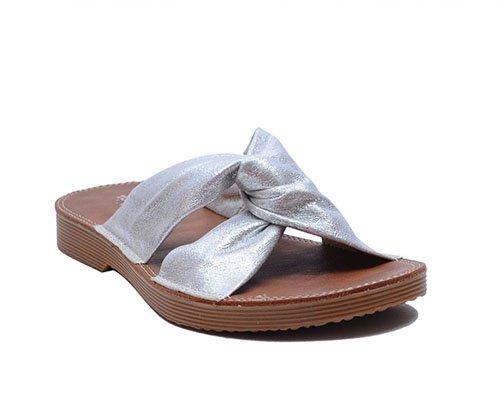 Shiny slipper