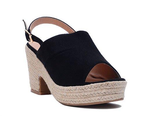 Open toe shemwa sandal