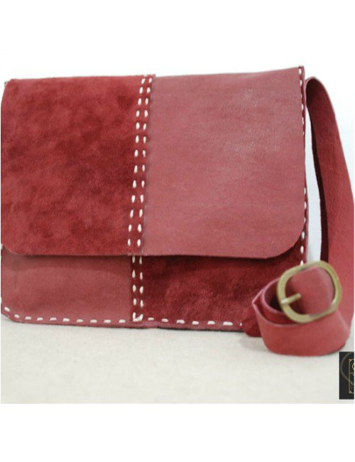 Cross Red Bag