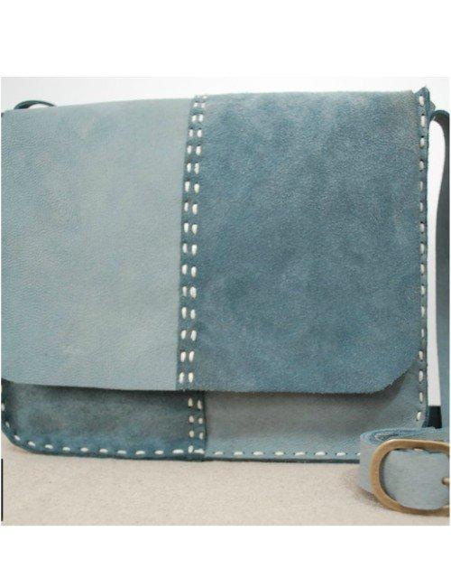 Cross Blue Bag
