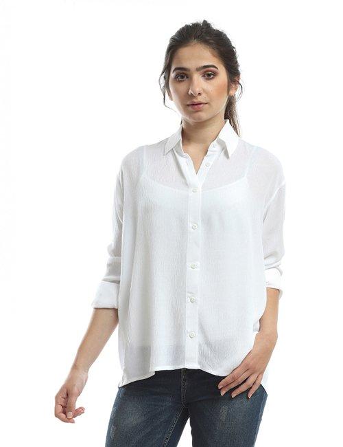 Multi-Purpose Oversized Shirt