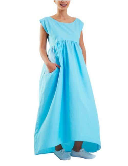 LOOSE DRESS – BLUE