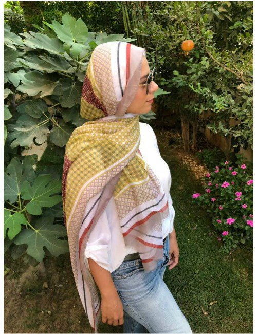 GEOMETRIC EID COLLECTION SCARVES