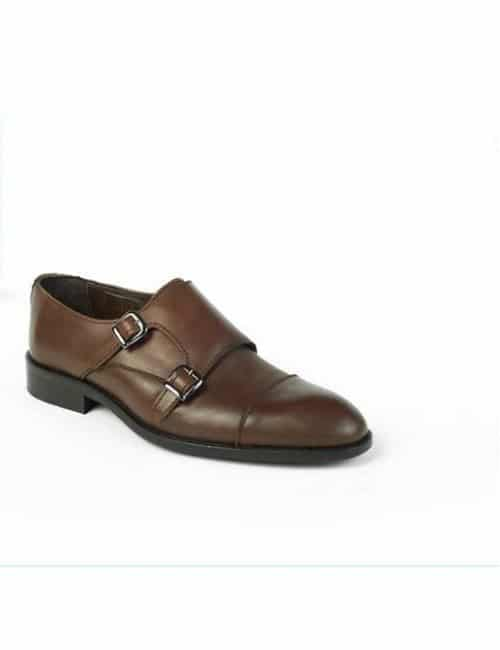 CLASSIC 07 BROWN  (2 LACE)