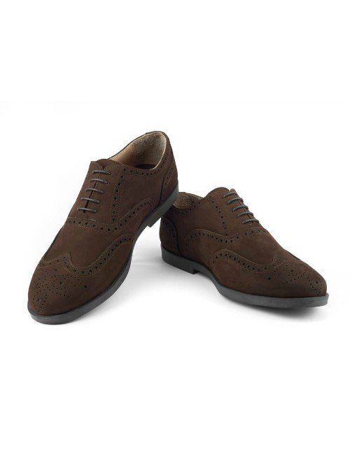 CLASSIC 03 BROWN SUEDE