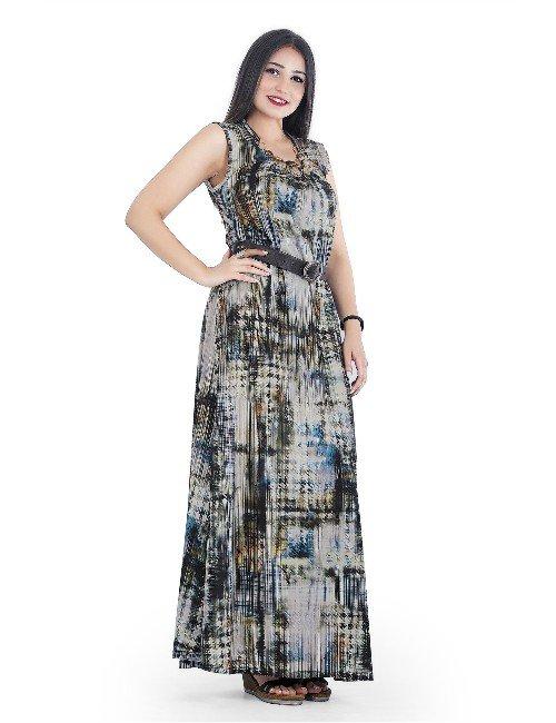 JERSEY LYCRA DRESS