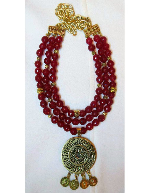 3 LEVELS NECKLACE