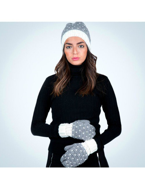 SNOWFALL GLOVES