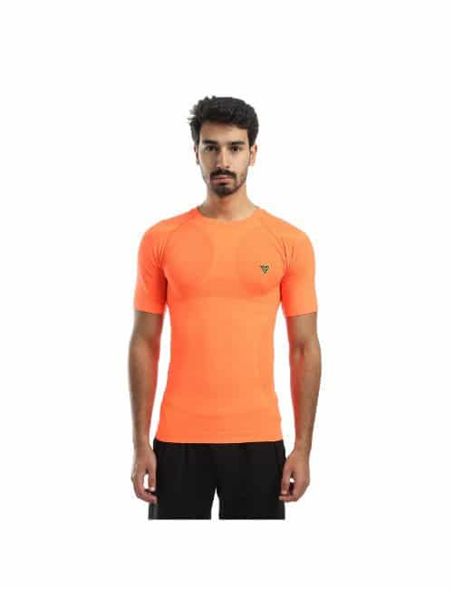 SOFT COMPRESSION MEN TSHIRT