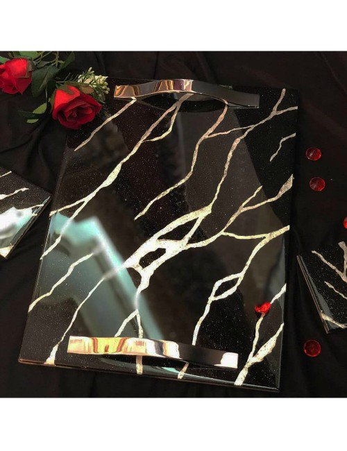 SILVER MARQUINA