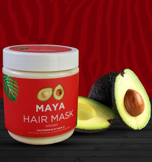 MAYA HAIR MASK (Curl Enhancer)