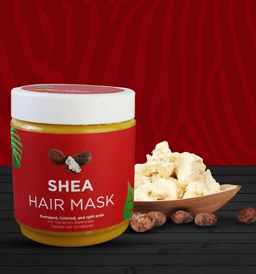 SHEA HAIR MASK