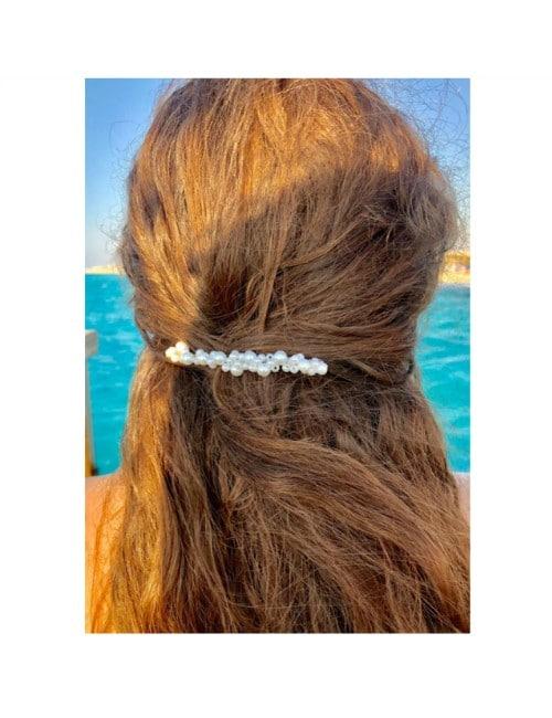 PEARLS HAIR PIN