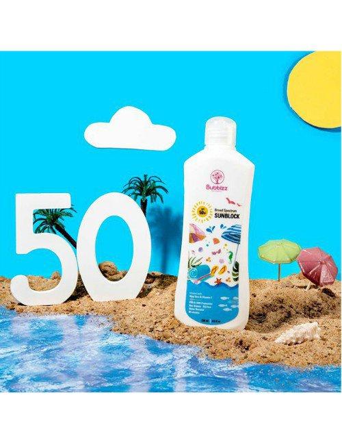 SUN BLOCK -SPF 50