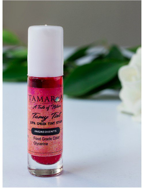 LIPS & CHEEKS TINT WITH STRAWBERRY FLAVOR