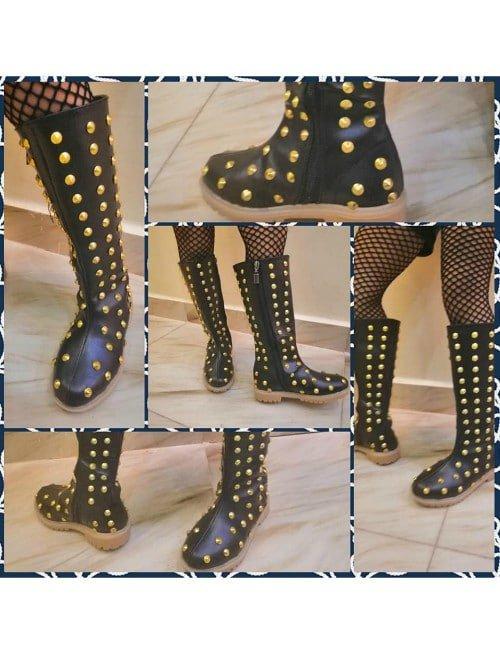 Dot Boots