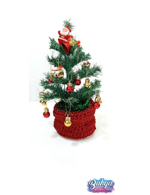 HANDMADE MINI CHRISTMAS TREE