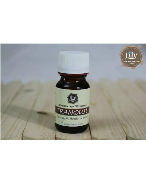 TRANQUIL – DIFFUSER OIL BLEND