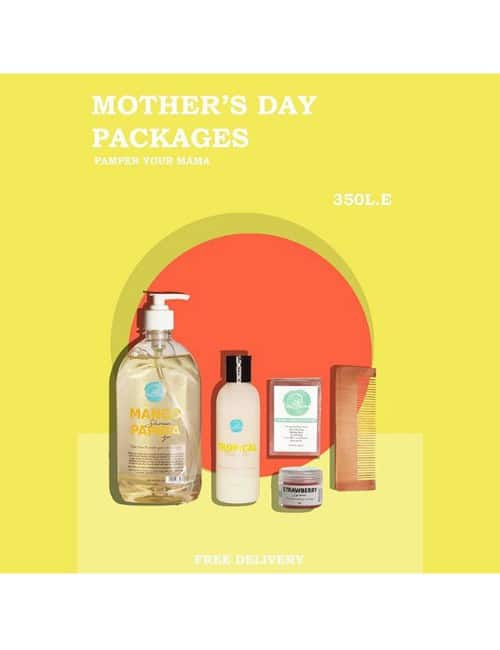 MOTHERS DAY PACKAGES
