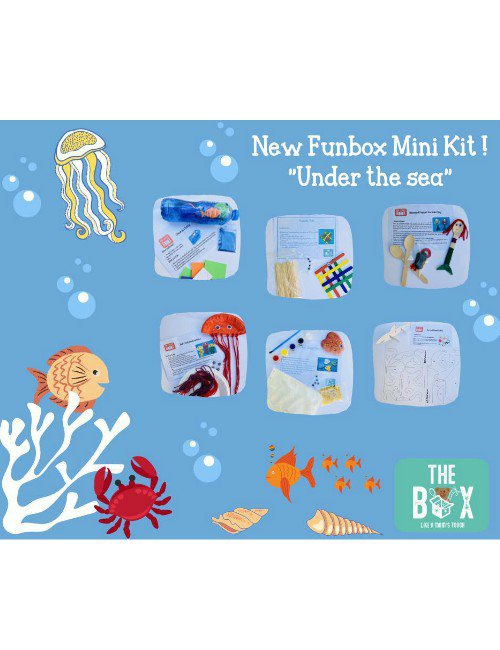 """UNDER THE SEA"" FUNBOX"