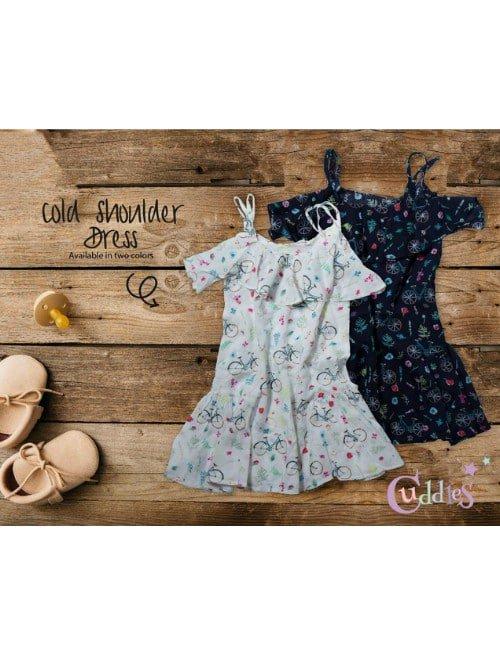 THE COLD SHOULDER DRESS