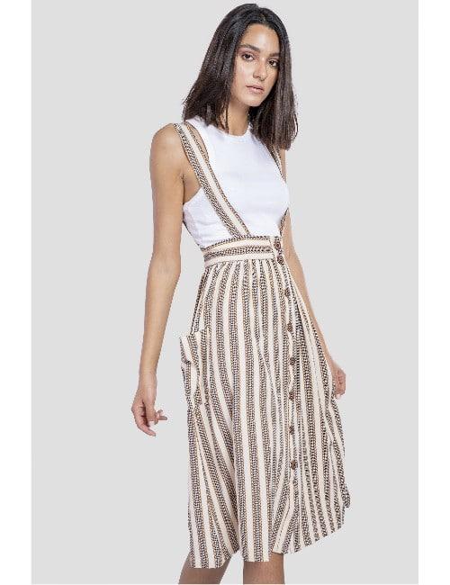 SALOPETTE DRESS