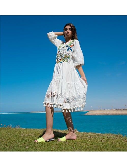 THE ISLAND DRESS