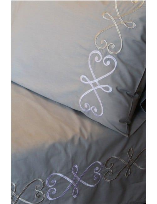 Grey BED SHEET