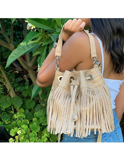 Fringes bags