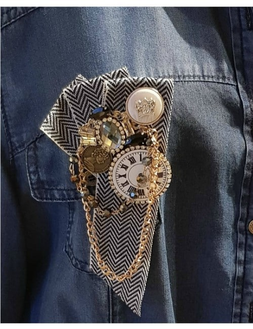 CLOCK CHAIN