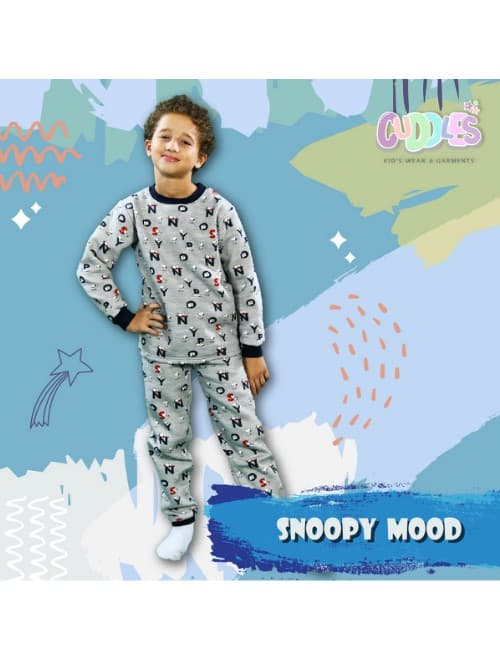Snoopy mood