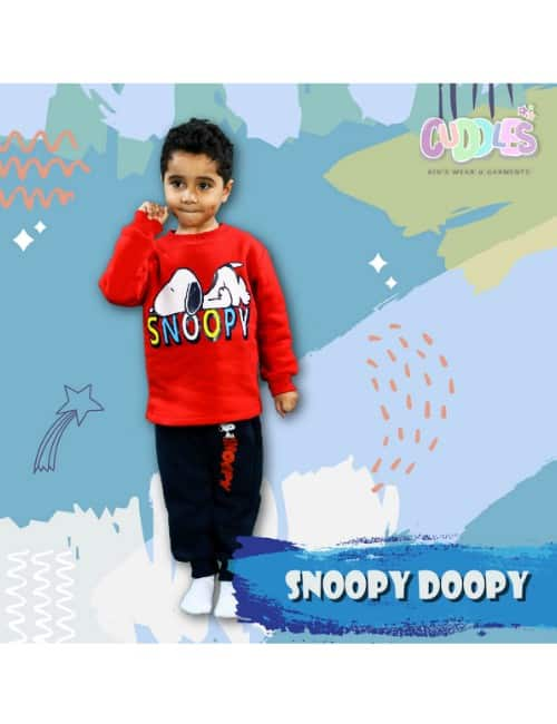 Red Snoopy