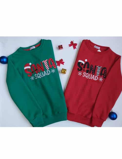 Santa Sweat shirt