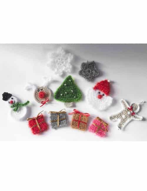 Santa's set
